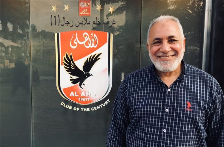محمد عامر مدرب المقاولون العرب الاسبق