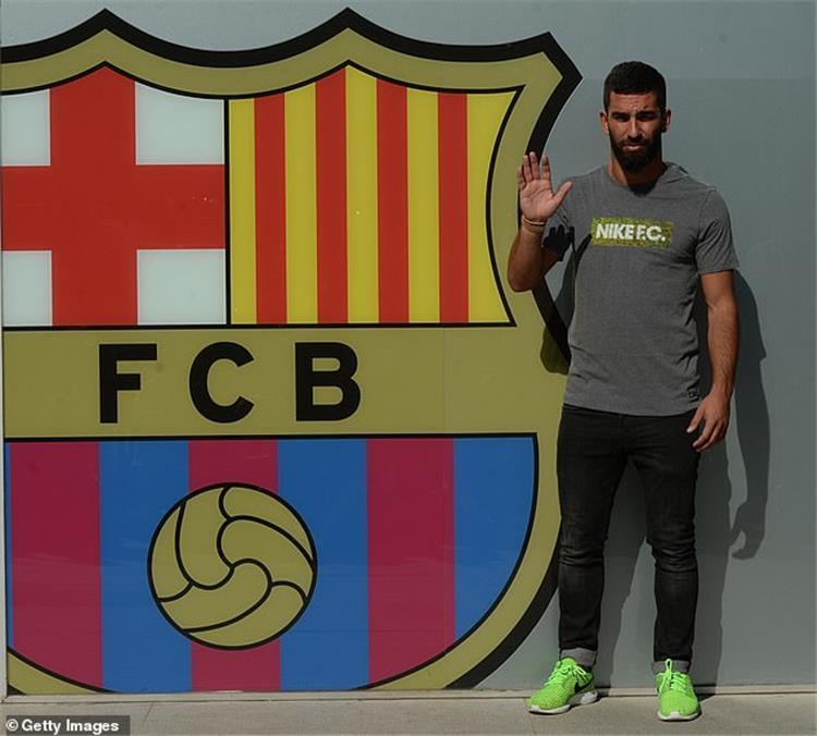 انتقال توران لبرشلونة