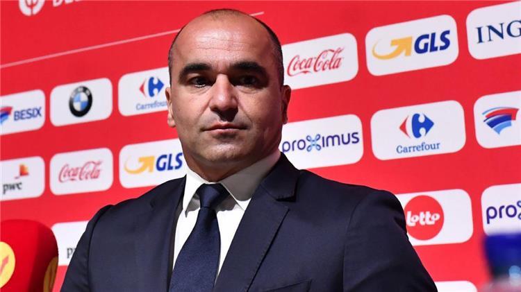 روبرتو مارتينيز مدرب بلجيكا