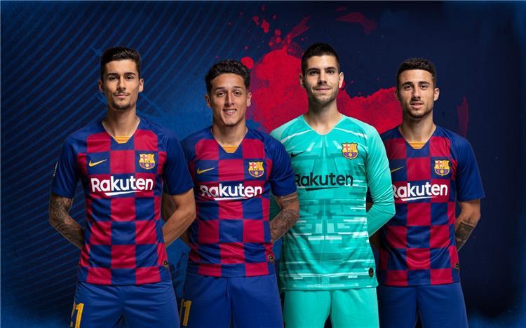رباعي برشلونة