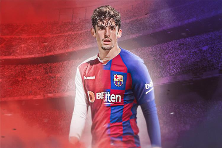 فرانسيسكو ترينكاو لاعب برشلونة الجديد