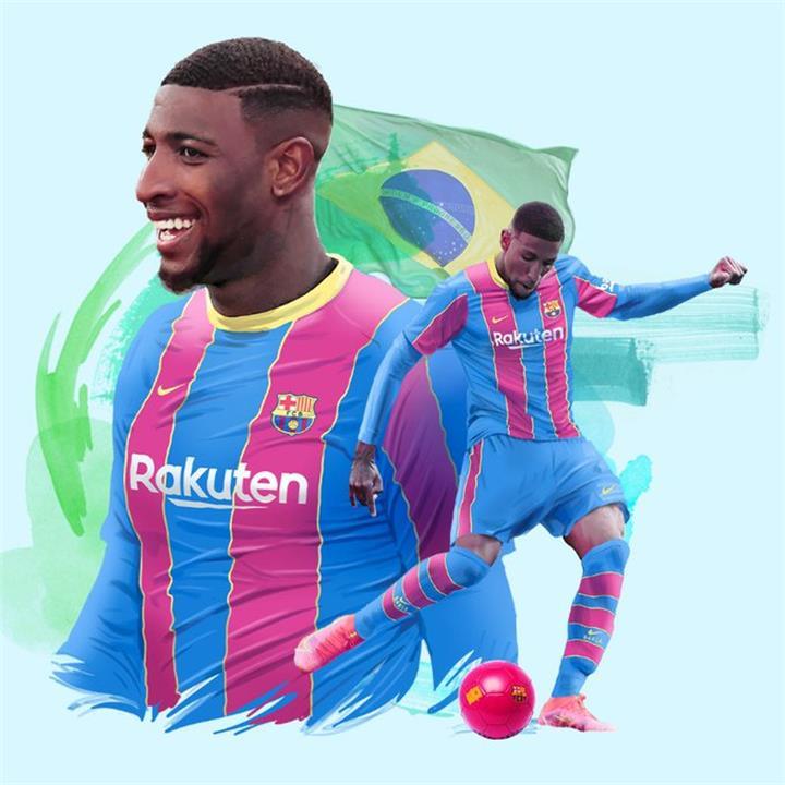 ايمرسون لاعب برشلونة الجديد