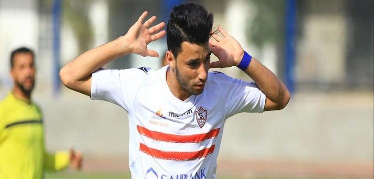محمد سالم في الزمالك لحسم موقفه