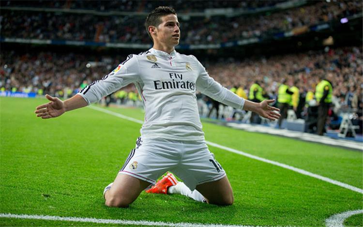 """تقارير الميركاتو.. خاميس رفض عرضاً خيالياً للانتقال للدوري الصيني من أجل """"ريال مدريد"""""""