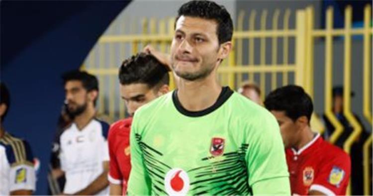 محمد الشناوي يكشف عن علاقته مع حارس الأهلي وموقف المنتخب من ضمه