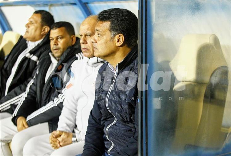 إيهاب جلال يستقر على عودة لاعبه المصاب أمام دجلة