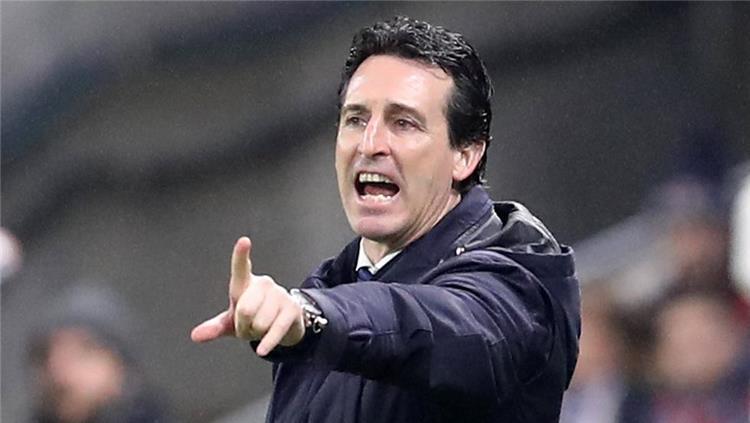 إيمري يستدعي 19 لاعب ا لمواجه ريال مدريد بدوري أبطال أوروبا