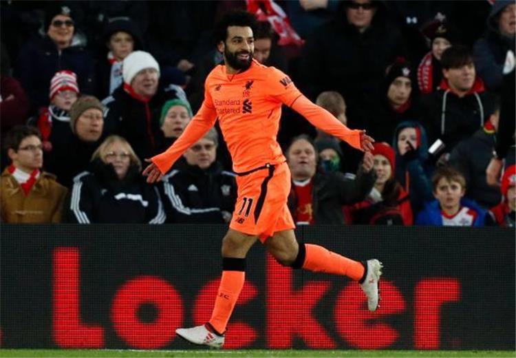 نجم إنجليزي سابق محمد صلاح أفضل صفقات ليفربول في أكثر من عقد