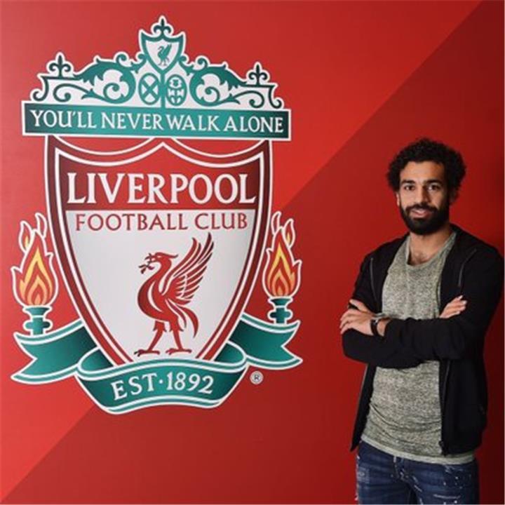 محمد صلاح يرد على مطلب مشجع ليفربول