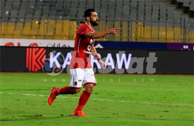 عبد الله السعيد فى النادي الأهلي