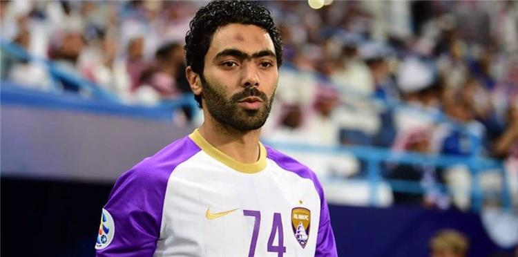 فيديو حسين الشحات يصنع ويشارك في فوز العين أمام الجزيرة بالدوري الإماراتي
