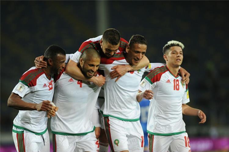 فيديو المغرب يفوز على أوزبكستان بثنائية استعداد ا للمونديال
