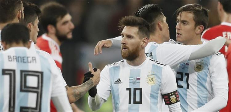 منتخب المغرب يشترط تواجد ميسي في ودية الأرجنتين