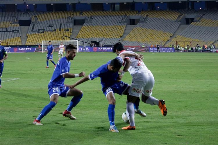 بالفيديو الزمالك يهزم سموحة بركلات الجزاء في نهائي كأس مصر بطولات