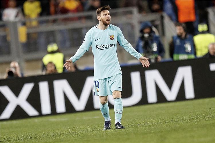 ميسي يحسم موقفه من الرحيل عن برشلونة ومجاورة أجويرو