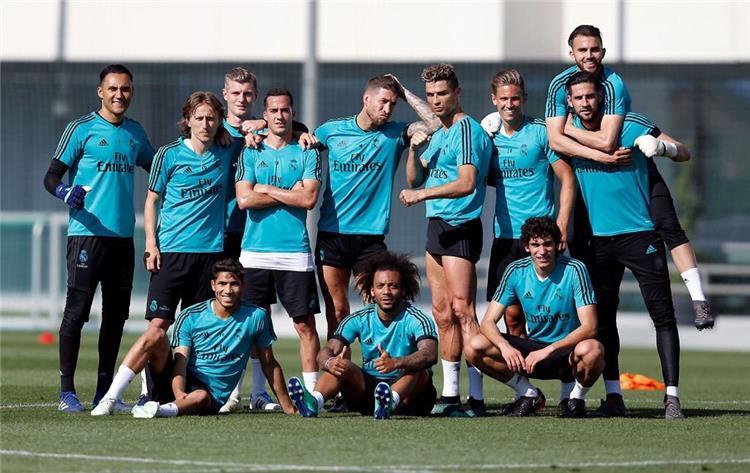 ريال مدريد يضع مكافأت مغرية للاعبيه للفوز على ليفربول بنهائي الأبطال