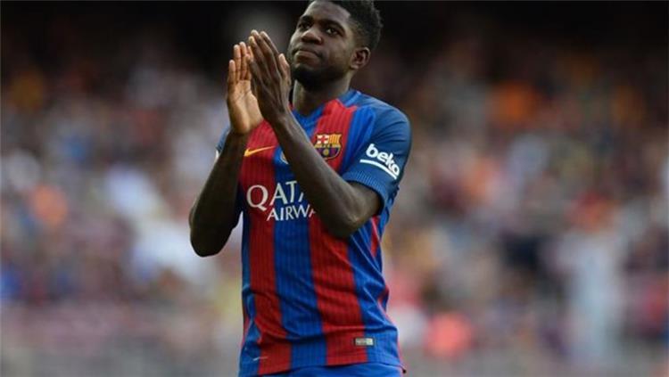 مصير أومتيتي يدفع برشلونة لتحديد صفقة بديلة