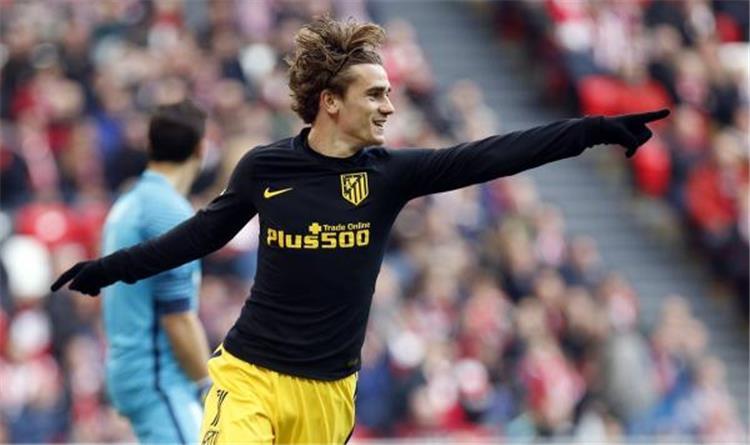 جريزمان: رسميًا.. أتلتيكو مدريد يعلن تجديد عقد جريزمان
