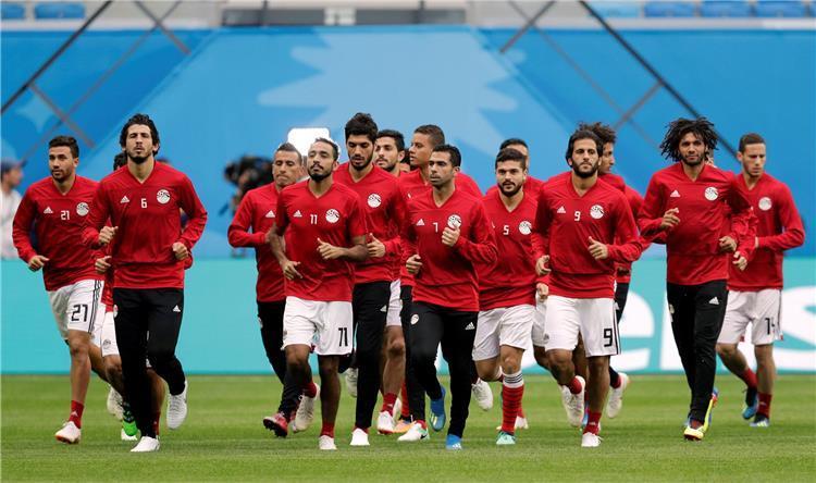 حقيقة التصرف المشين لسعد سمير تجاه كهربا ورد فعل لاعبي منتخب مصر