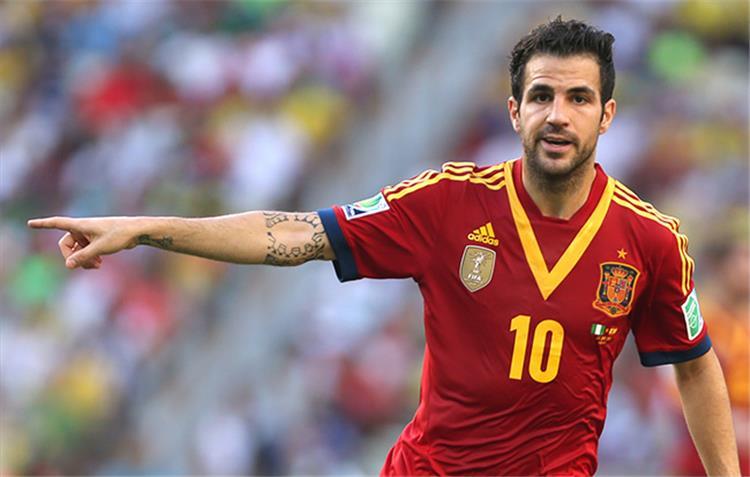 """فابريجاس: روسيا فازت أمام إسبانيا عن طريق """"الصلوات"""" - بطولات"""