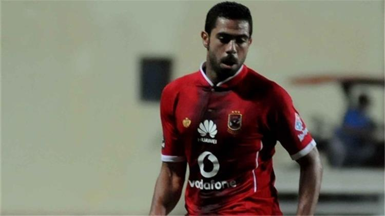 صورة.. أحمد فتحي يتعرض لحادث بعد مباراة الأهلي والنجمة