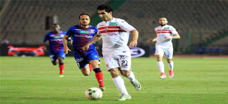 احمد مدبولي لاعب الزمالك