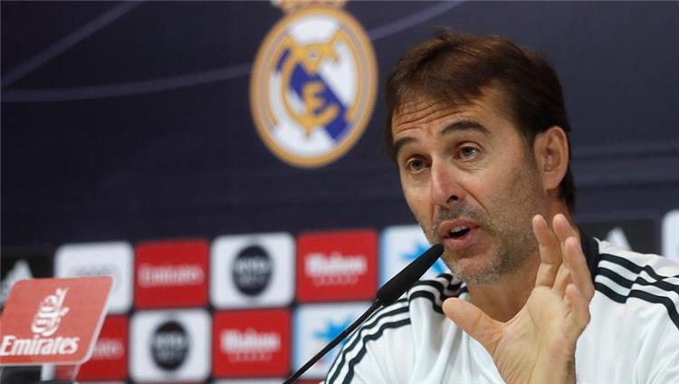 جولين لوبيتيجي مدرب ريال مدريد