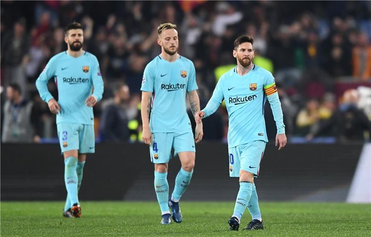 مدرب روما: أفكر دائماً في مباراة برشلونة وأخبرت اللاعبين بقدرتنا على التأهل في العودة