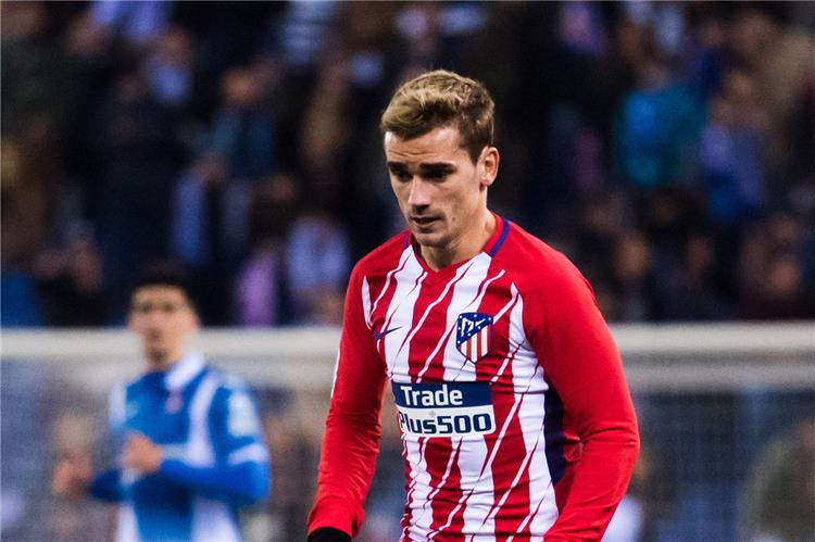 جريزمان: سأحقق لقب دوري أبطال أوروبا مع أتلتيكو مدريد هذا الموسم
