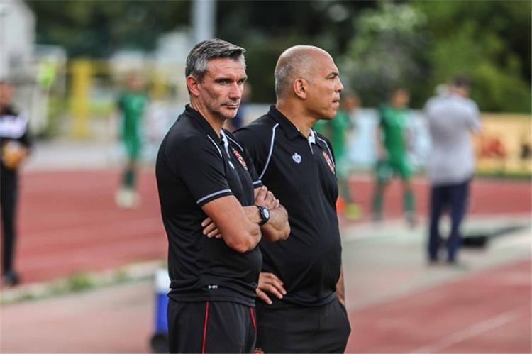 محمد يوسف يوجه رسالة لاتحاد الكرة بعد فوز الأهلي على حوريا الغيني