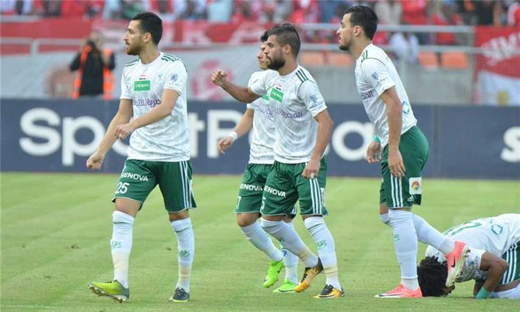 لاعبو المصري