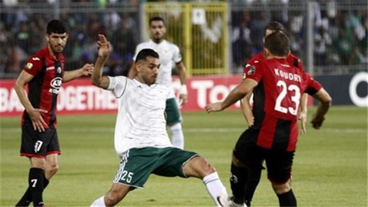 مباراة المصرى ضد اتحاد العاصمة الجزائرى اليوم