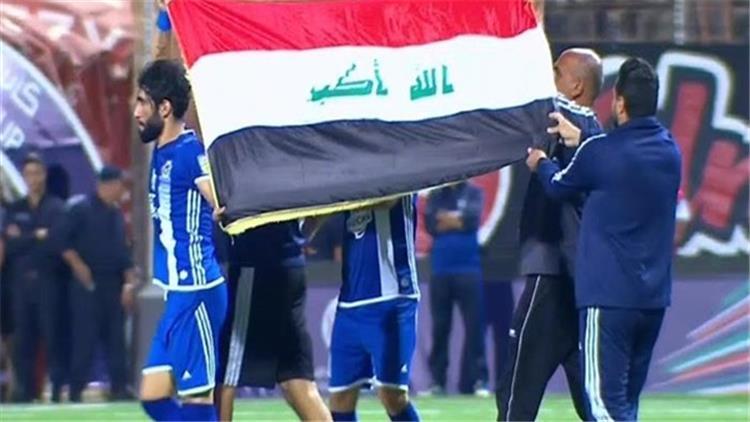 مباراة اتحاد العاصمة والقوة الجوية