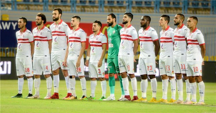 موعد مباراة الزمالك أمام منية سمود في كأس مصر والقنوات الناقلة