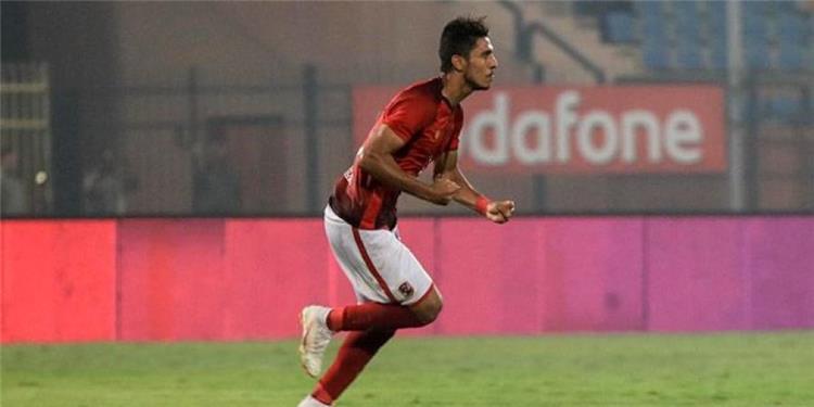محمد شريف لاعب الاهلي