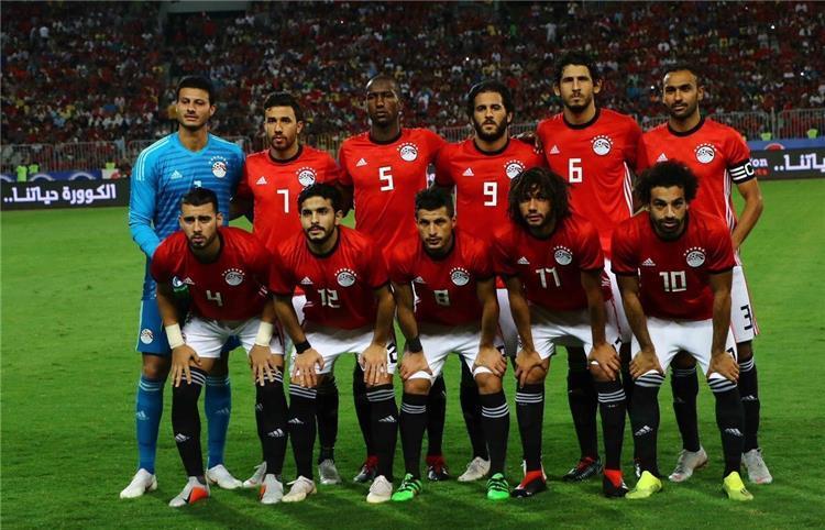 5- منتخب مصر