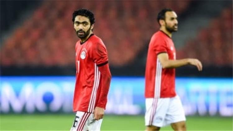الشحات يكشف حقيقة مفاوضات الأهلي.. ويعلق على أول مشاركاته الرسمية مع منتخب مصر