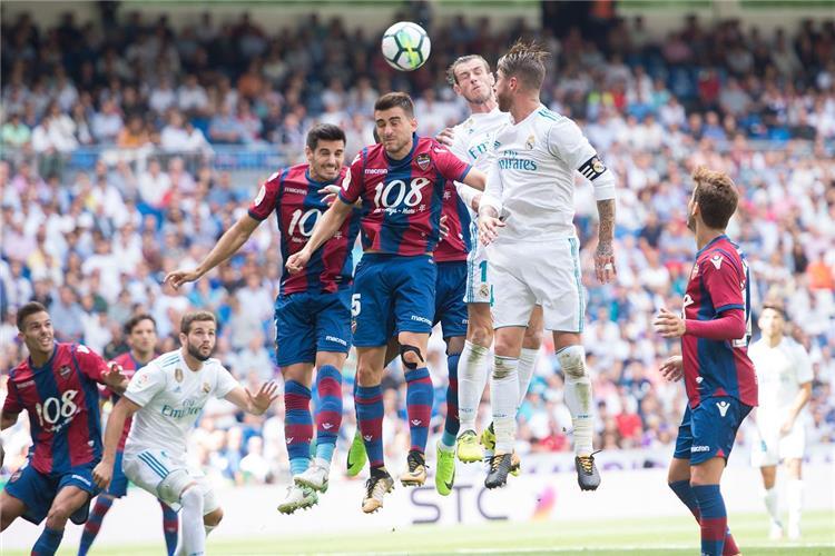 ريال مدريد وليفانتي