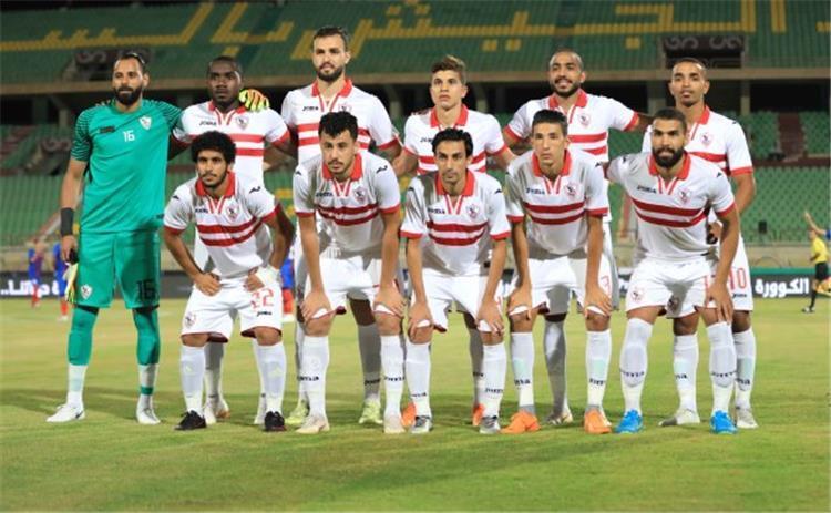 موعد مباراة الزمالك ووادي دجلة في الدوري المصري اليوم والقنوات