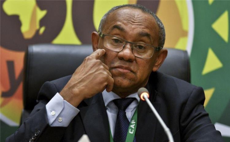 احمد احمد رئيس الاتحاد الافريقي