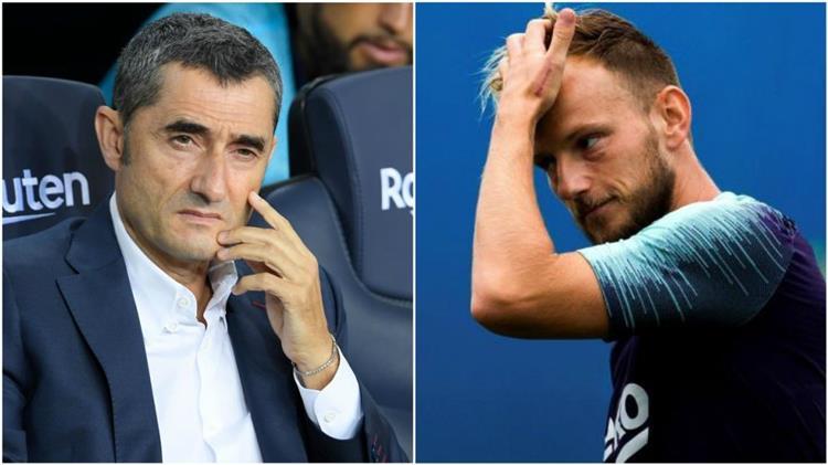 برشلونة يحدد بديل راكيتيتش المصاب أمام أتليتكو مدريد