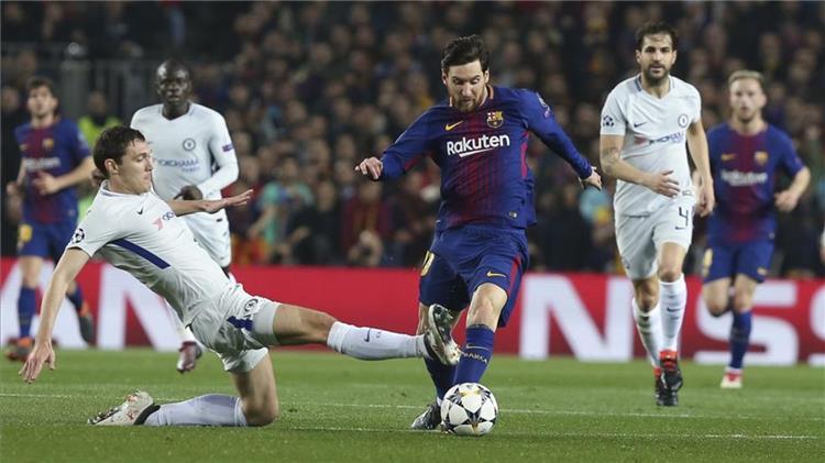 برشلونة يتجه لمدافع تشيلسي تحسب ا لجراحة أومتيتي
