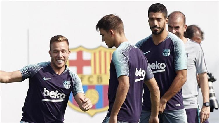 تدريبات برشلونة تحمل أنباء سارة قبل مواجهة إسبانيول