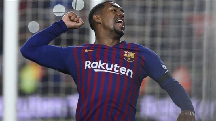 مالكوم يتلقى عرض ا للرحيل عن برشلونة