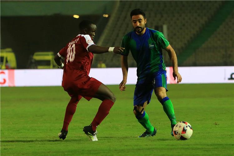 محمود وحيد الظهير الأيسر الجديد للنادي الأهلي