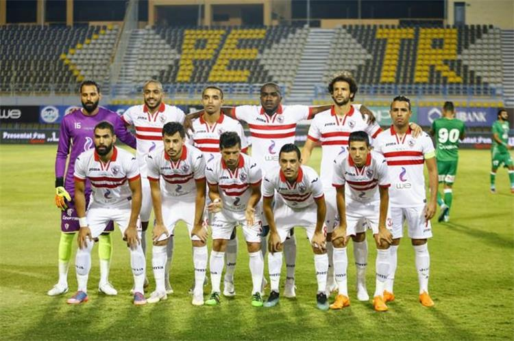 Formation of Zamalek to match Egyptian Al - Borseidi .. 3 changes and Mustafa Fathi essential for the first time 1
