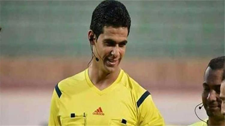 Mohamed Maarouf referee for the match Smouha and the Union of Alexandria in the Cup of Egypt 1