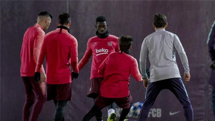 موندو ديبورتيفو: برشلونة يحسم قراره تجاه مستقبل ديمبلي