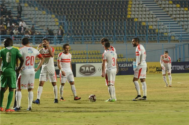 Gros praises Zamalek game maker after seven hours of Chadian cotton 1