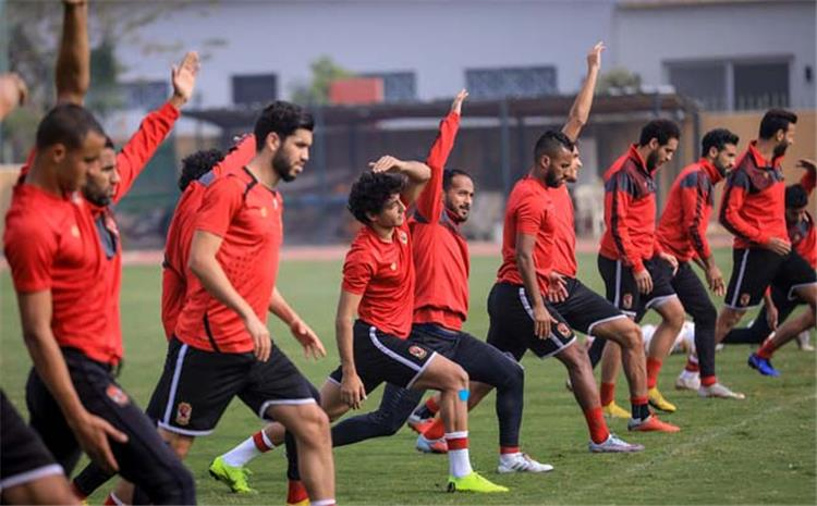 Ahly completes preparations to face stars in the Egyptian league 1